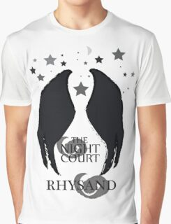 A Court of Mist and Fury Graphic T-Shirt
