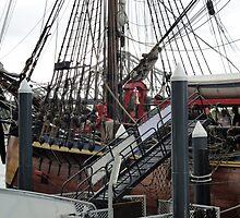Sailing Ship 3 by STHogan