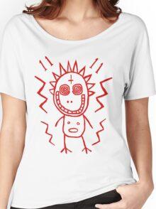WAT? Women's Relaxed Fit T-Shirt