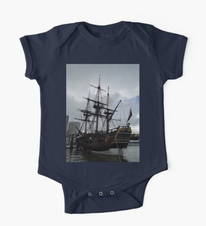 Sailing Ship 2 One Piece - Short Sleeve