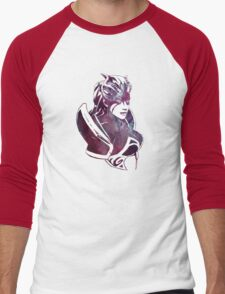 DOTA 2 - Queen of Pain Men's Baseball ¾ T-Shirt