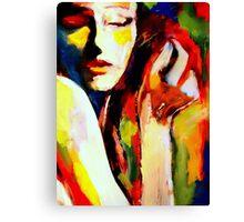 """Tuning"" Canvas Print"