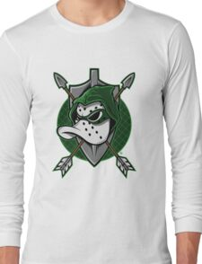ARROW DUCKS Long Sleeve T-Shirt