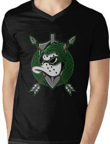 ARROW DUCKS Mens V-Neck T-Shirt
