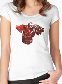 DOTA 2 - Lycan Women's Fitted Scoop T-Shirt