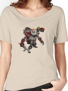 DOTA 2 - Clockwerk Women's Relaxed Fit T-Shirt
