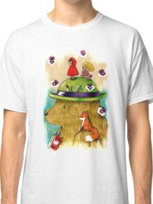 Bear Travels Classic T-Shirt