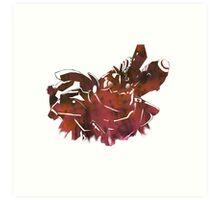 DOTA 2 - Clockwerk Art Print