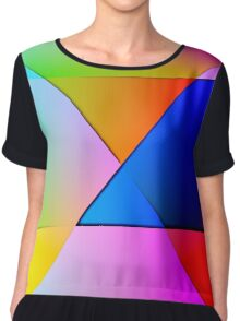 Abstract No.6 Chiffon Top