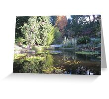 Royal Hobart Botanical Gardens Greeting Card