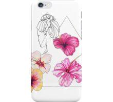 Floral feeling iPhone Case/Skin