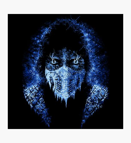 The Hell Ice Photographic Print
