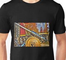 Traction engine gear Unisex T-Shirt