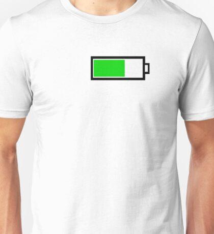 Battery Unisex T-Shirt