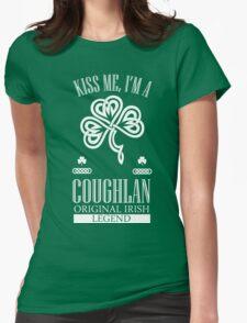Kiss Me I'm A Coughlan T-Shirt