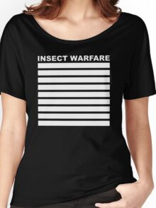 Insect Warfare - Noise Grind Power Death Women's Relaxed Fit T-Shirt