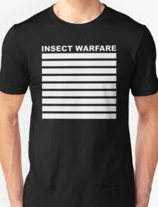Insect Warfare - Noise Grind Power Death Unisex T-Shirt
