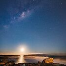 Moon rays by Anton Gorlin