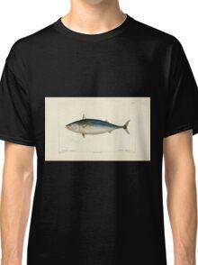 Natural History Fish Histoire naturelle des poissons Georges V1 V2 Cuvier 1849 030 Classic T-Shirt