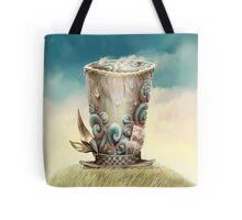 Hat for Dreaming, Wonderland Tote Bag