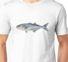 Bluefish (Pomatomus saltatrix) Unisex T-Shirt