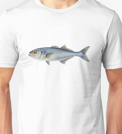 Bluefish (Pomatomus saltatrix) Unisex T-Shirt