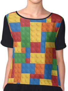 Building Blocks No.1 Chiffon Top