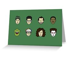 Ghostbusters #2 Greeting Card