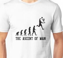 The Ascent of Man Unisex T-Shirt