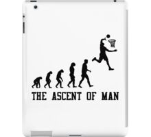 The Ascent of Man iPad Case/Skin