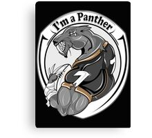 panther Canvas Print