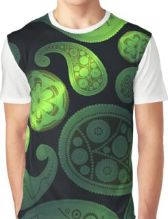 Paisley Perfection No.1 Graphic T-Shirt