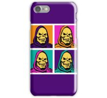 The Skeletor Suite iPhone Case/Skin