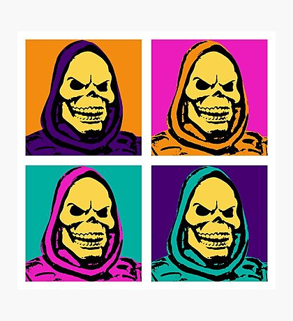The Skeletor Suite Photographic Print