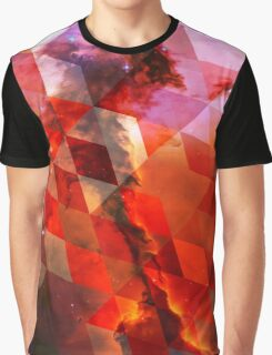 Eagle Nebula Two Graphic T-Shirt