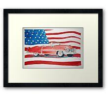 The Cadillac Framed Print