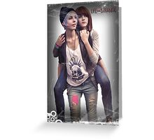pure - life is strange Greeting Card