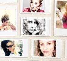 Dianna Agron 'Let Love In' Sticker