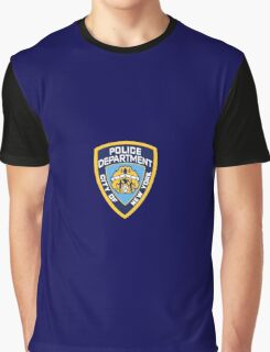 NYPD Graphic T-Shirt