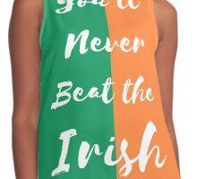 You'll never beat the Irish Contrast Tank