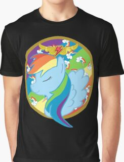 Equestria's Loyalty Graphic T-Shirt