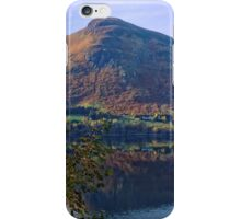 Scottish Loch and Mountain iPhone Case/Skin