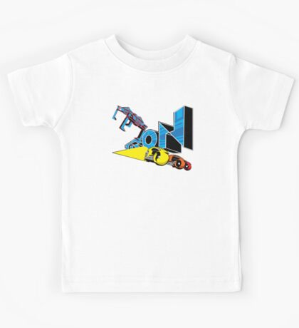 TRON LIGHT CYCLE RACING Kids Tee