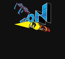 TRON LIGHT CYCLE RACING Unisex T-Shirt