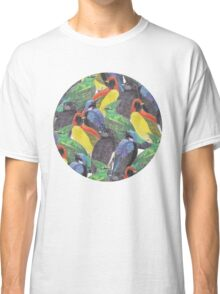 Birds Birds Birds Classic T-Shirt