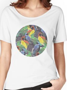 Birds Birds Birds Women's Relaxed Fit T-Shirt