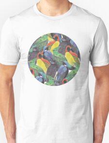 Birds Birds Birds Unisex T-Shirt
