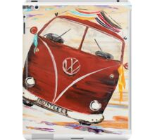 RUSTY VW Kombi Van iPad Case/Skin