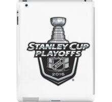 |2016 NHL Stanley Cup Playoffs| iPad Case/Skin