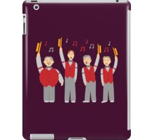 Classic Barbershop Quartet iPad Case/Skin